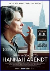 Margarethe Von Trotta: Hanna Arendt