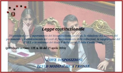 Riforma della costituzione 7 sussidiariet parlamento e for Costituzione parlamento italiano